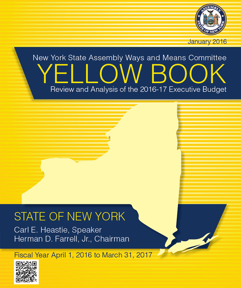 2016 Yellow Book