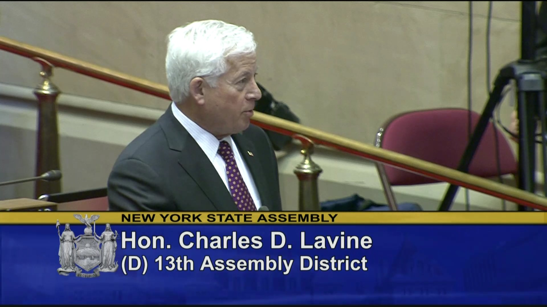 Assemblyman Lavine Introduces LI Builders Institute