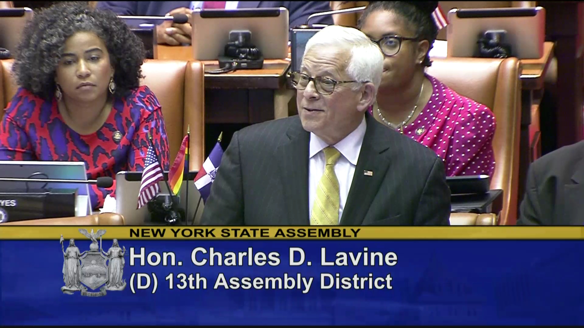 Assemblymember Lavine Supports Drivers Licenses for All New Yorkers