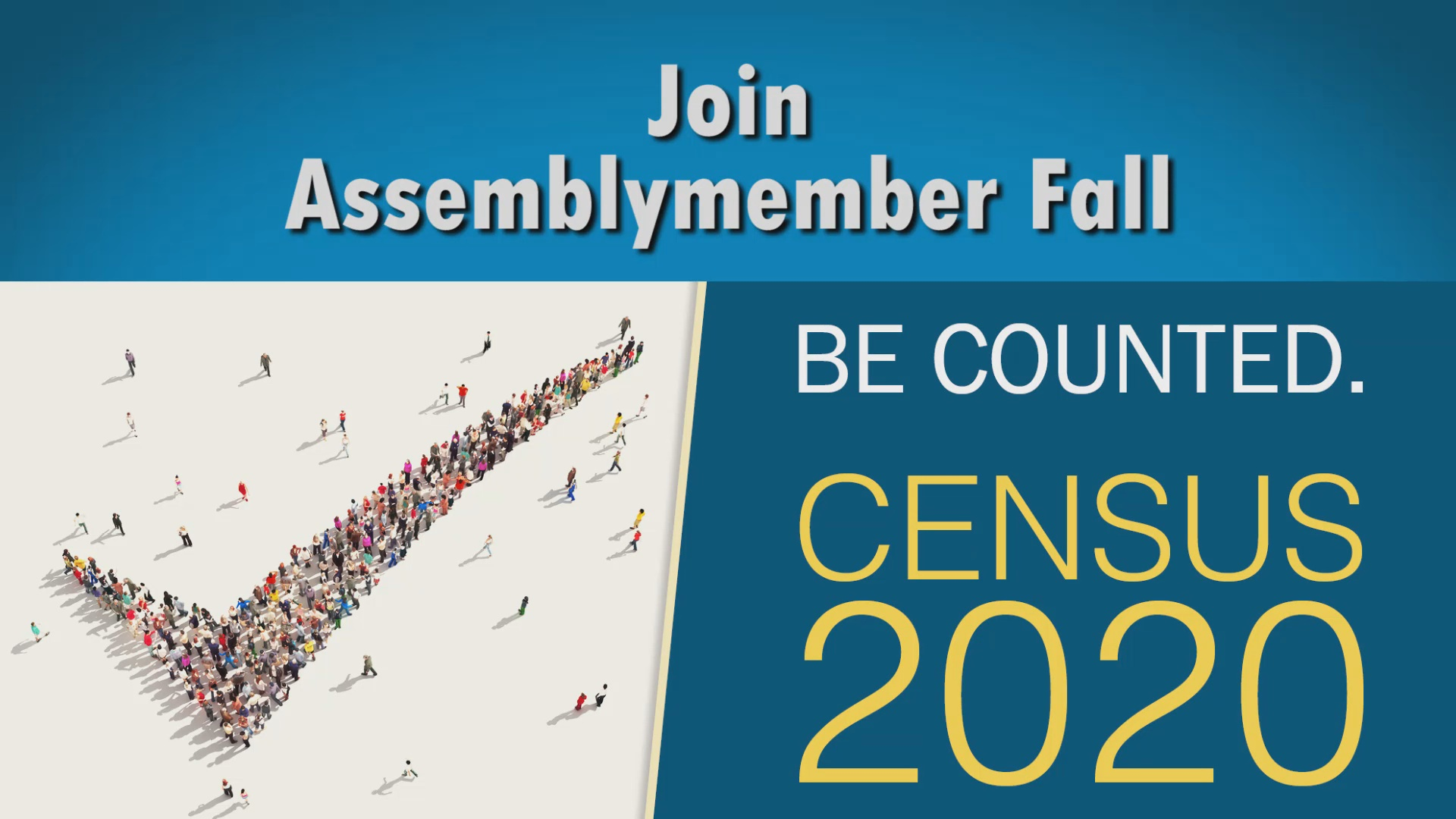 Census 2020 Myth vs. Fact 1