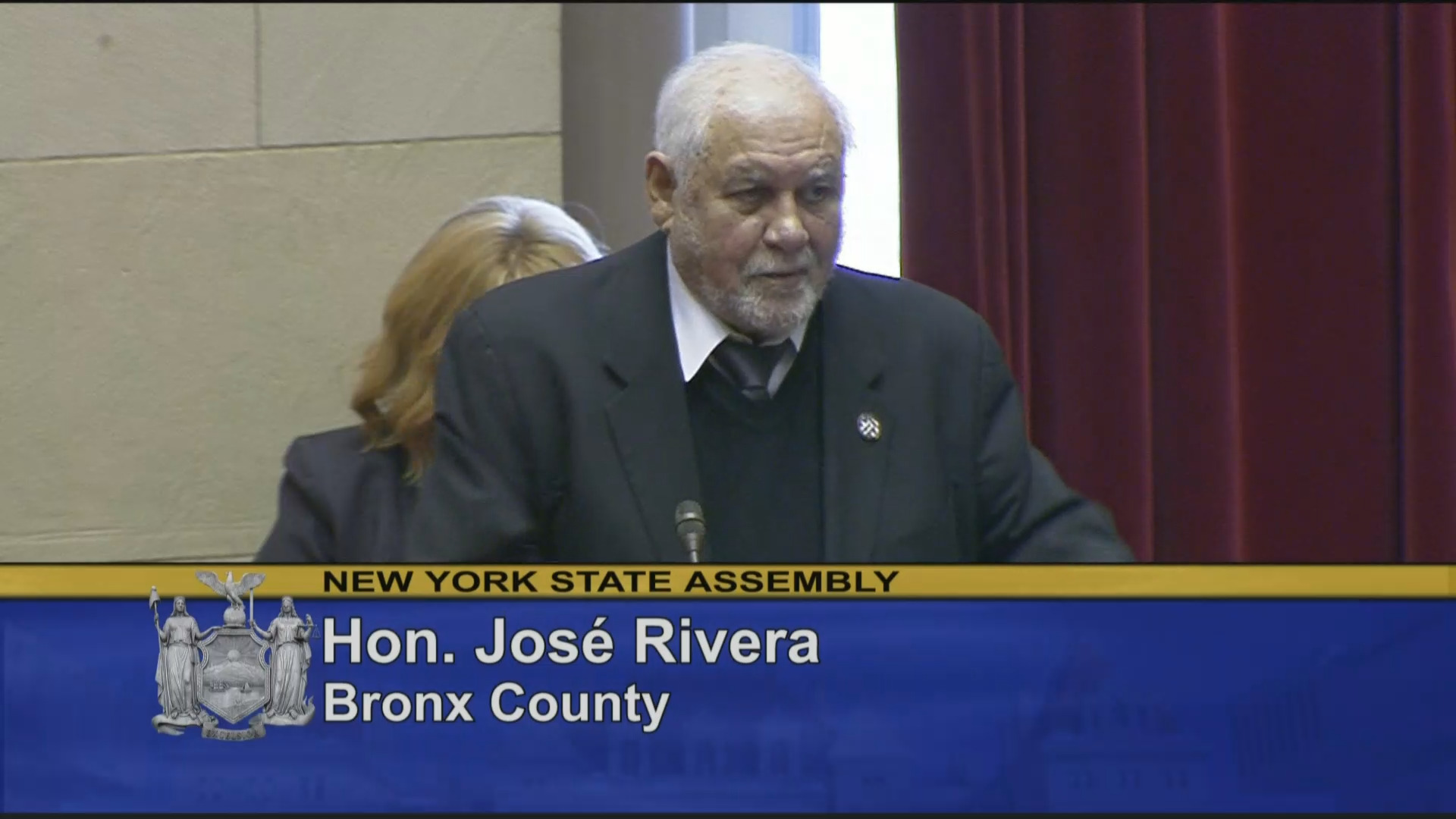 Assemblyman Rivera Speaks on the Assembly Budget Proposal
