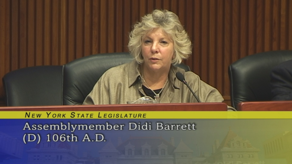 Barrett Questions Commissioner Sullivan On Lack Of Revenue For Special Needs Students