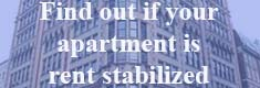 Find Out if Your Apartment is Rent Stabilized