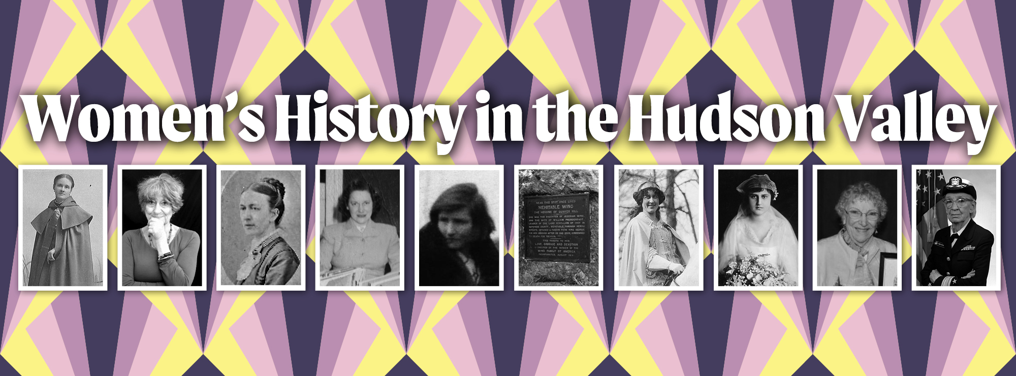 2020 Women's History in the Hudson Valley