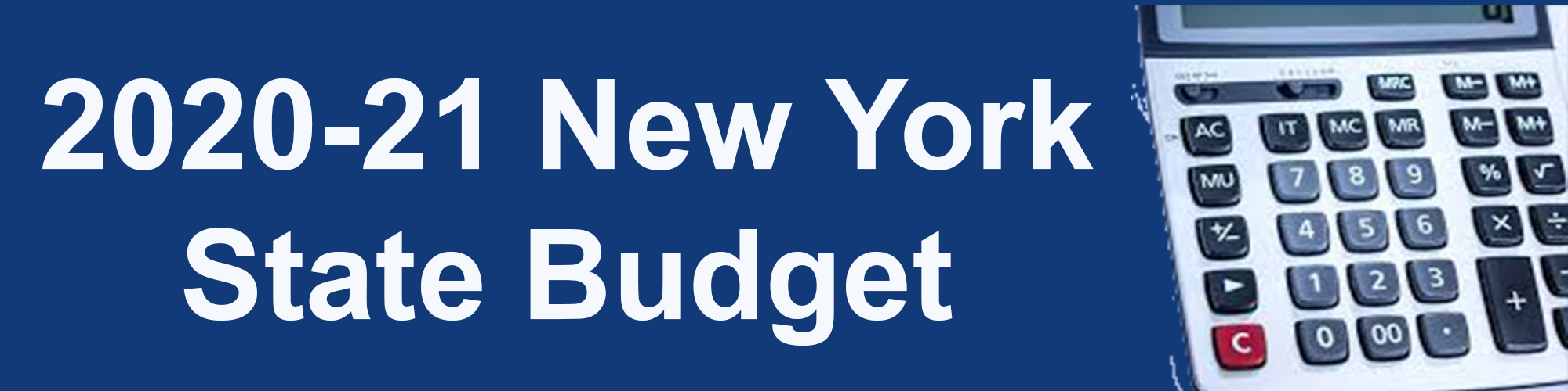 NYS Budget