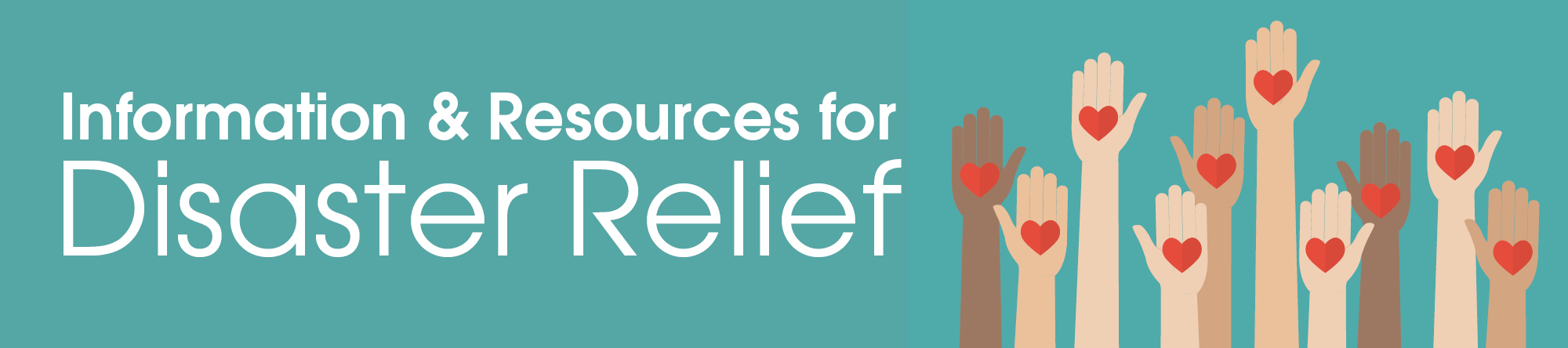 Information & Resources for Disaster Relief