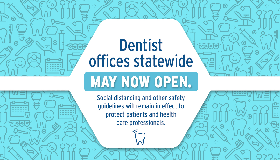 Dental Offices Open